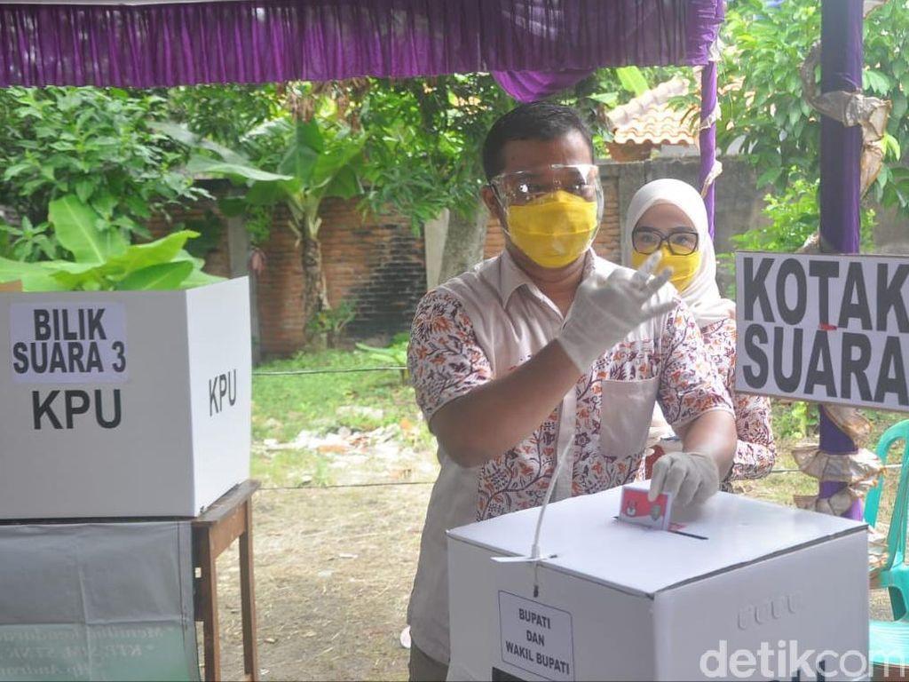 Konflik Internal Golkar Diduga Jadi Penyebab Daniel-Taufik Keok di Pilbup