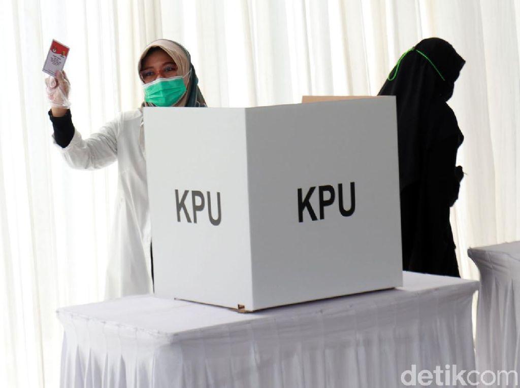 Sengketa Pilkada Kabupaten Bandung, Paslon Nia-Usman Berharap Keadilan