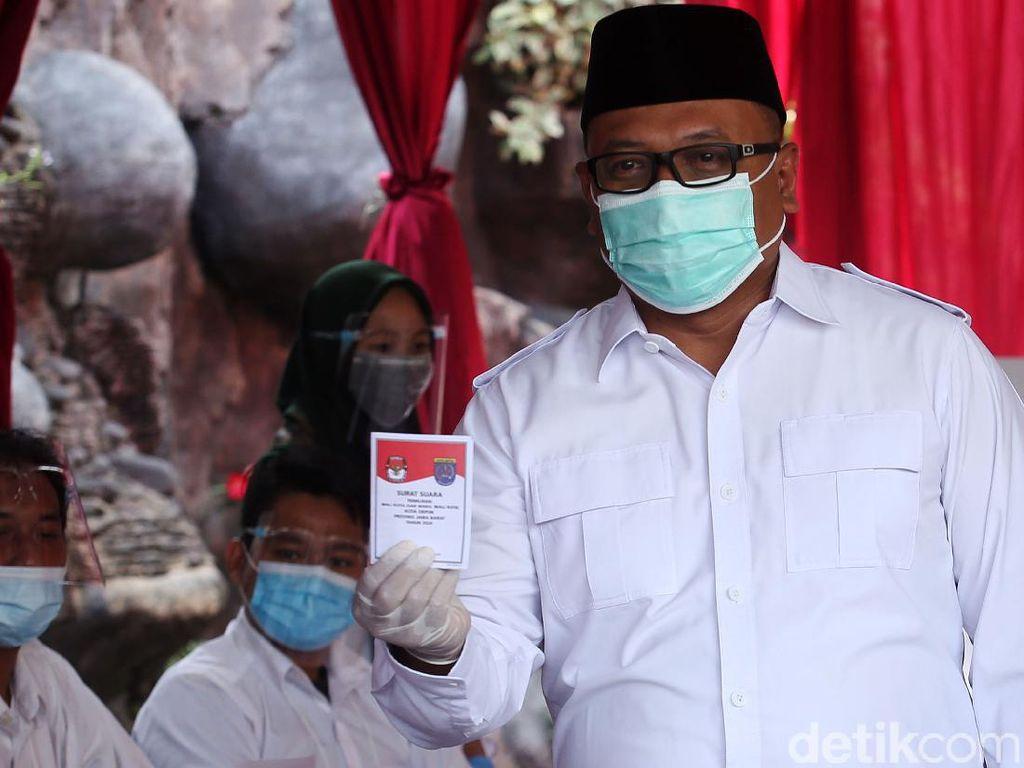 Idris Klaim Menang Versi QC, Kubu Pradi Ngaku Unggul di Real Count