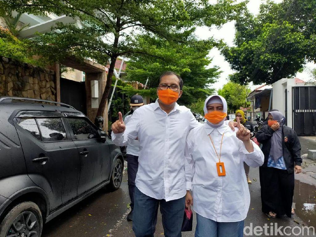 Quick Count Pilwalkot Makassar 32%: Danny Pomanto Unggul Sementara