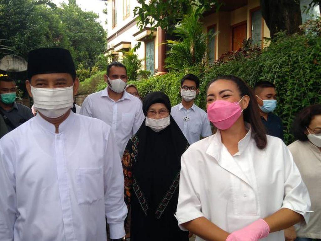 Muhamad-Sara Optimistis Menang 45 Persen Suara di Pilkada Tangsel