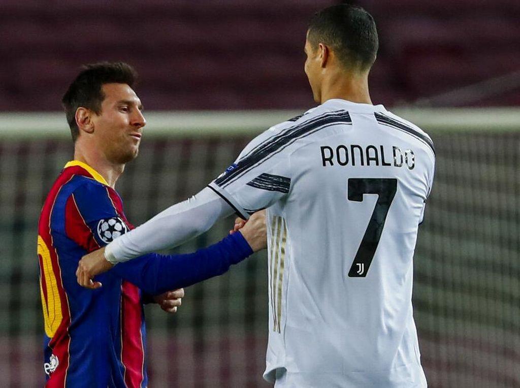 10 Lawan Terberat Thiago Silva, Ronaldo dan Messi Teratas