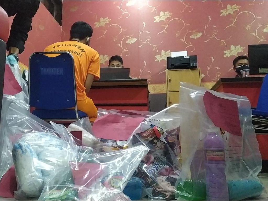 Jual Pampers Kedaluarsa, Pedagang di Garut Ditangkap Polisi