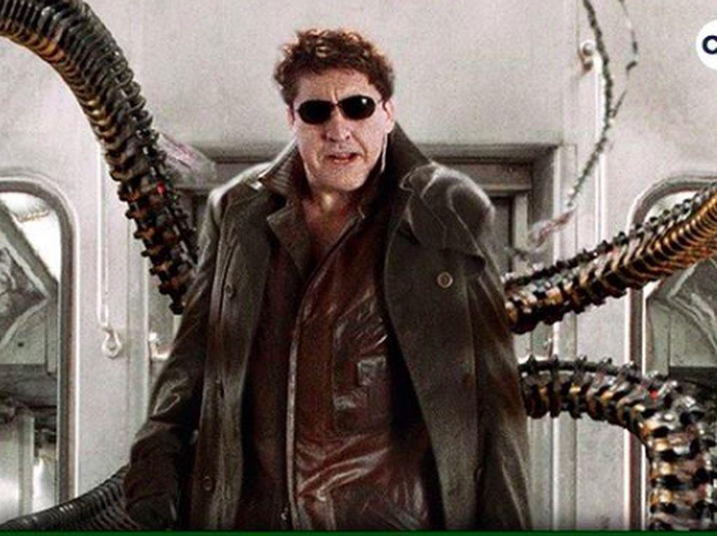 Doctor Octopus Kembali ke Semesta Spider-Man
