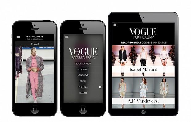 Fashion In Vogue