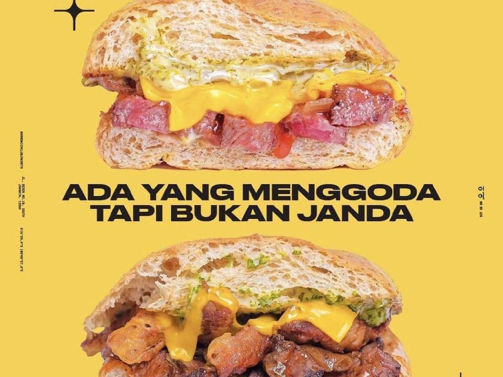 Pakai Kata Janda Saat Promosi, Gerai Sandwich Ini Dikecam!