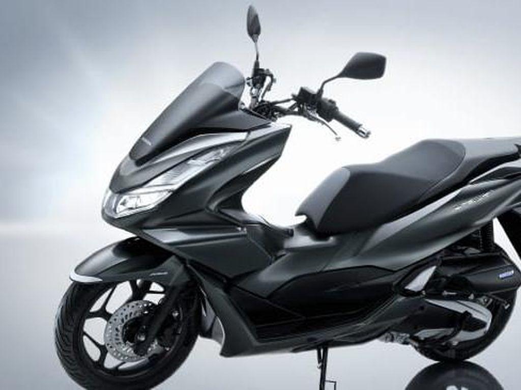 Wujud PCX 160 Sudah Nangkring di Website Resmi Honda? AHM Bilang Begini