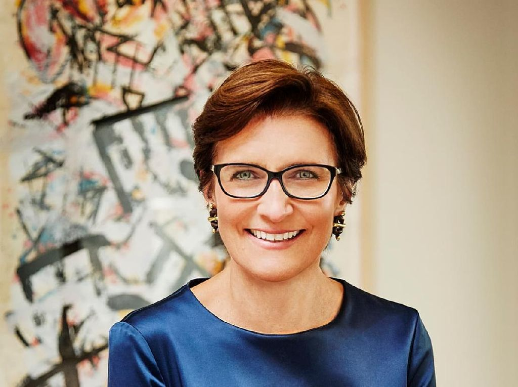 Bos Wanita Pertama Citigroup Berbagi Tips Sukses, Begini Katanya