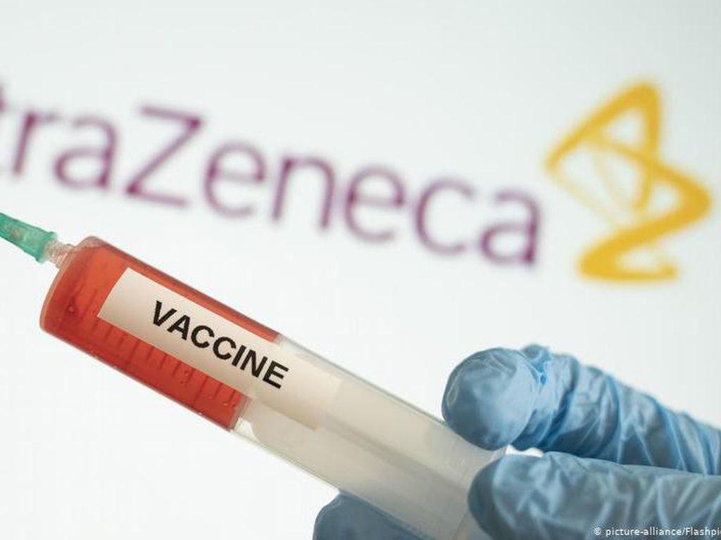 Jurnal Medis Lancet: Vaksin AstraZeneca Tunjukkan Hasil Menjanjikan