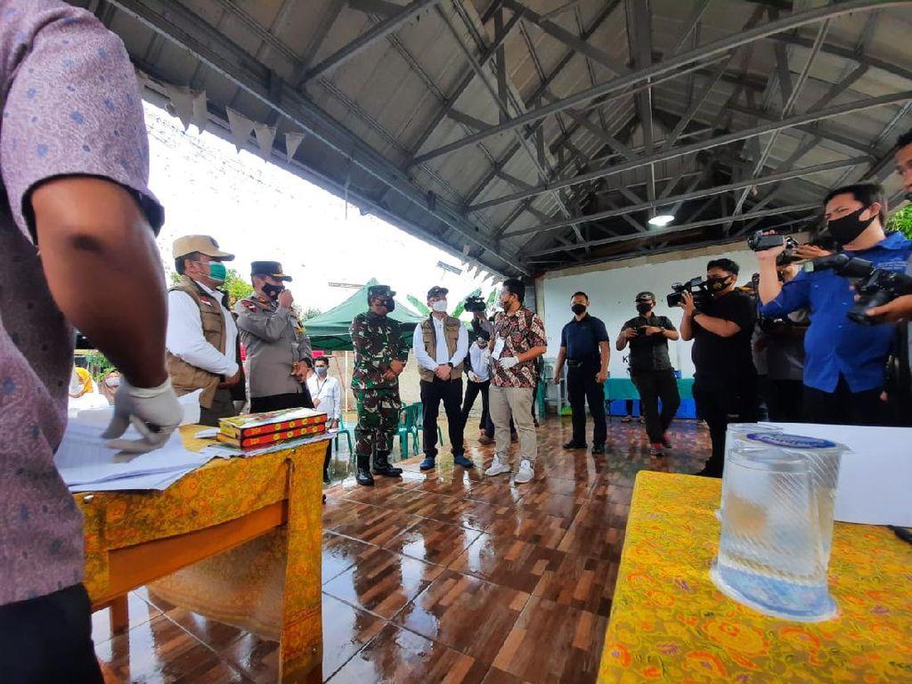 Kapolda dan Pangdam Siliwangi Sebut Pilkada di Banten Berjalan Aman