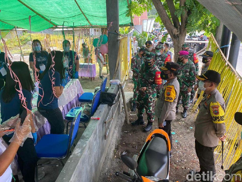 Kapolda Sulut: Tak Usah Berkerumun Usai Pencoblosan, Waspada Klaster Baru