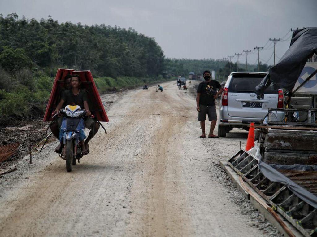 Di Pulau Ini Motor Tak Takut Dimaling, Meski Kunci Masih Nyantol