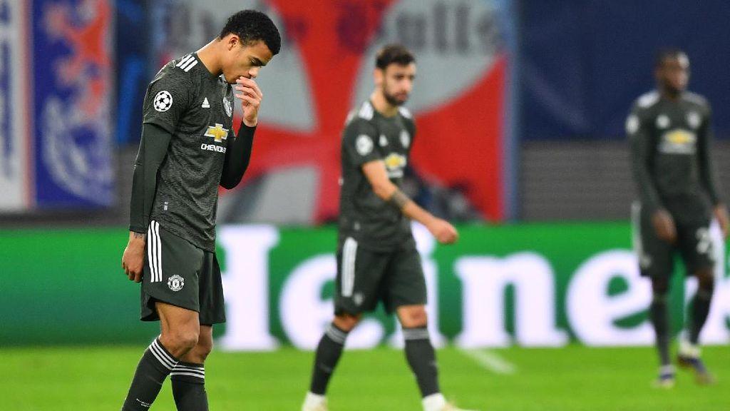 Tiga Lubang Manchester United