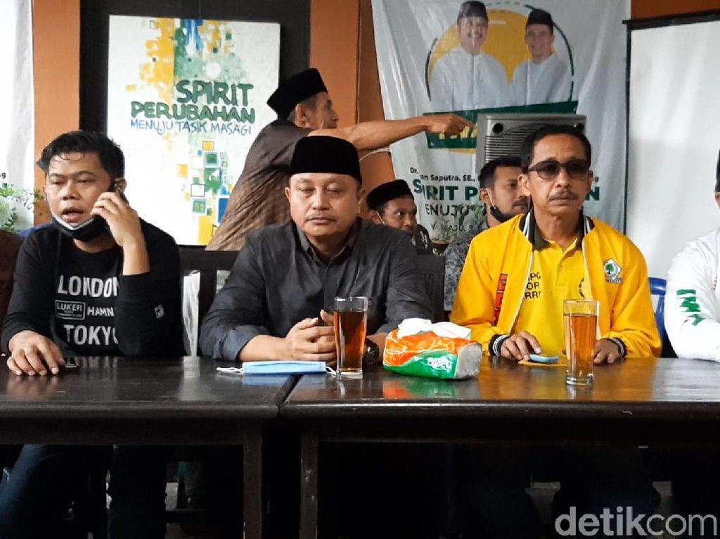 Iwan-Iip Menang di Pilbup Tasikmalaya Versi QC LSI Denny JA