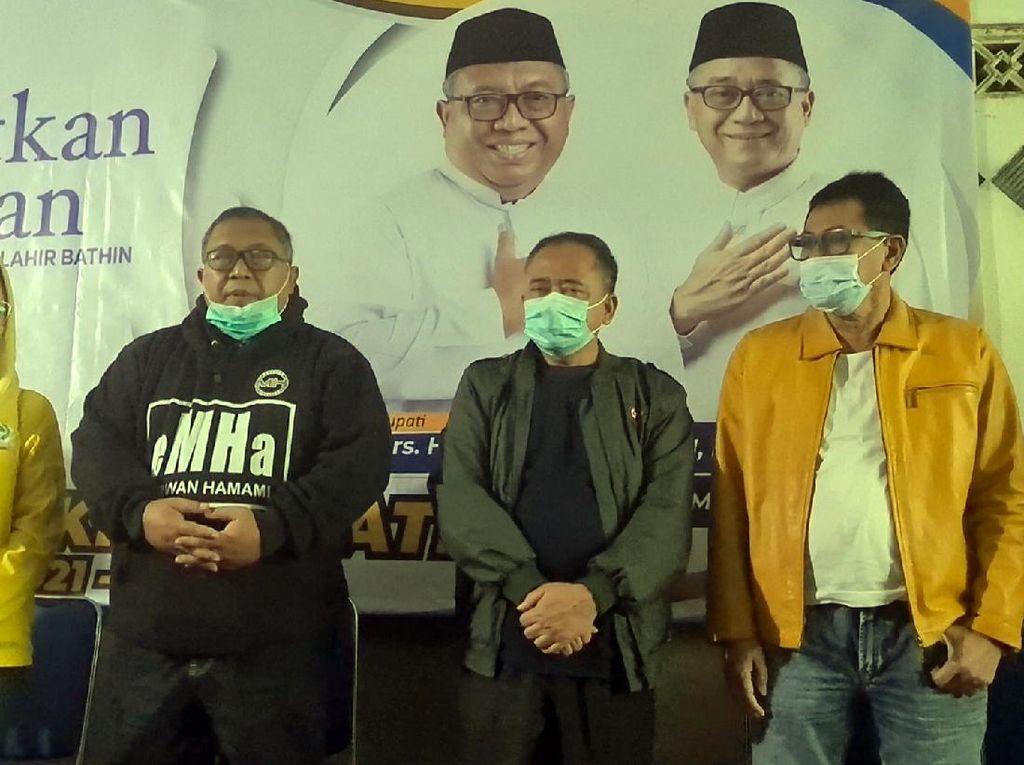 Real Count KPU 100 Persen, Marwan-Iyos Unggul di Pilbup Sukabumi
