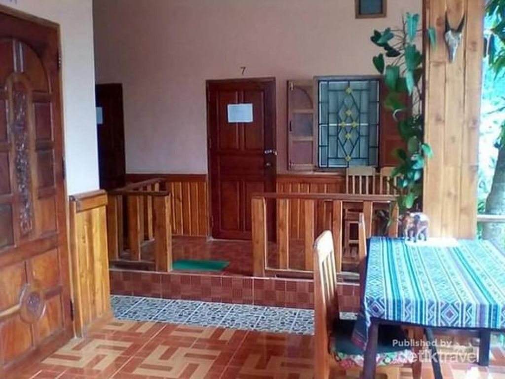 Rekomendasi Rumah Singgah yang Asri dan Murah Meski di Kota Terpencil Laos