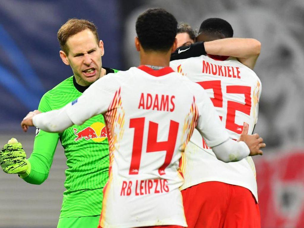 RB Leipzig Menang, Kembali Hantui Bayern di Puncak