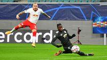 Manchester United Dibekuk RB Leipzig 2-3