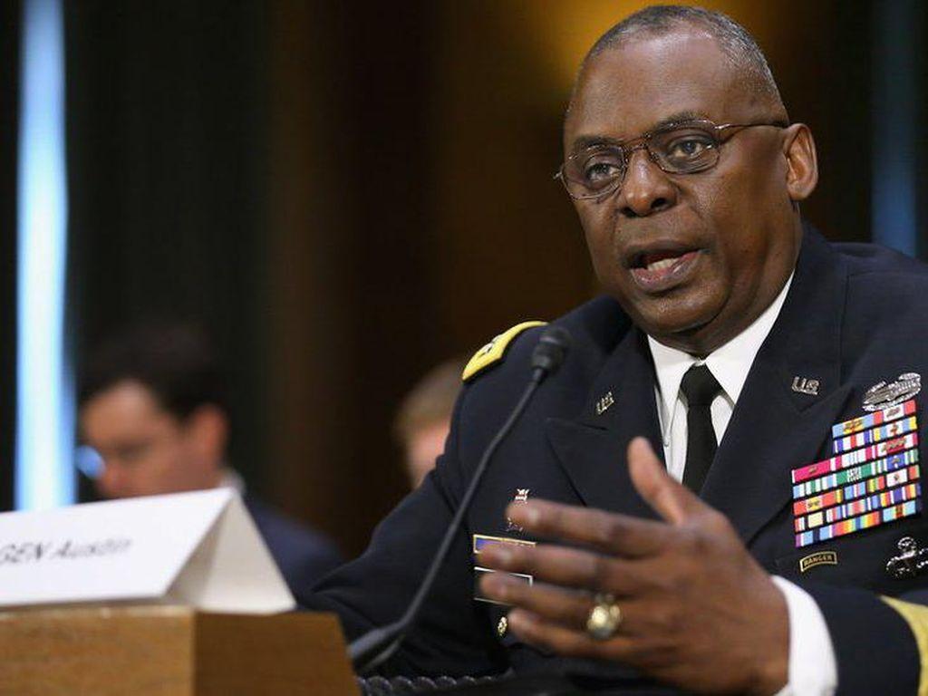 Sosok Lloyd Austin, Jenderal Kulit Hitam yang Dinominasikan Jadi Menhan AS