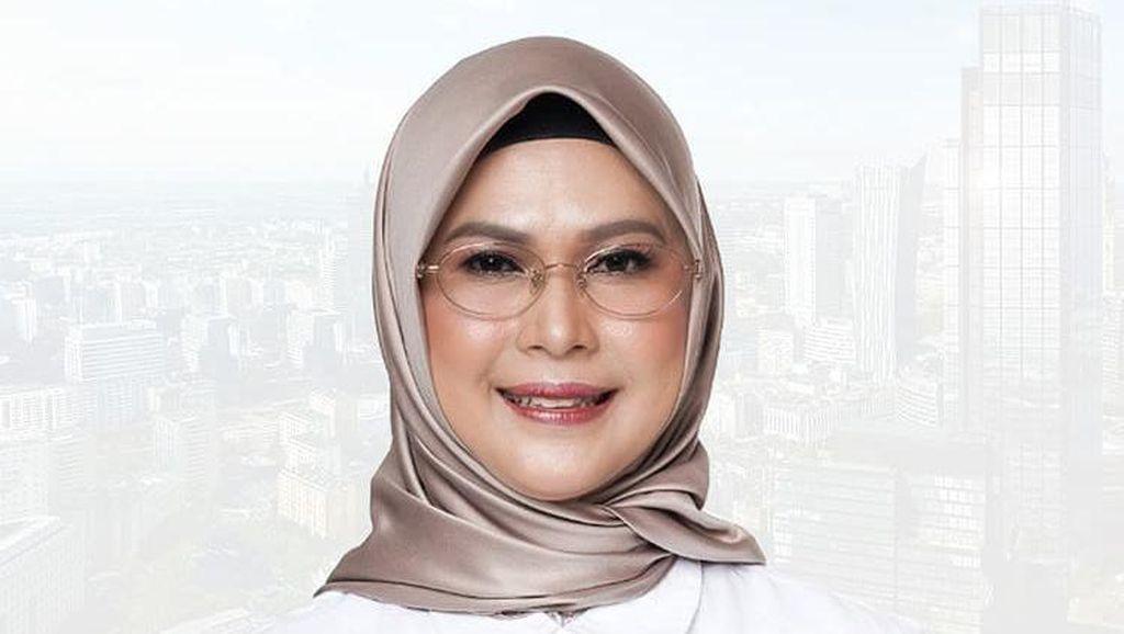 7 Gaya Hijab Siti Nur Azizah, Putri Maruf Amin yang Jadi Cawalkot Tangsel