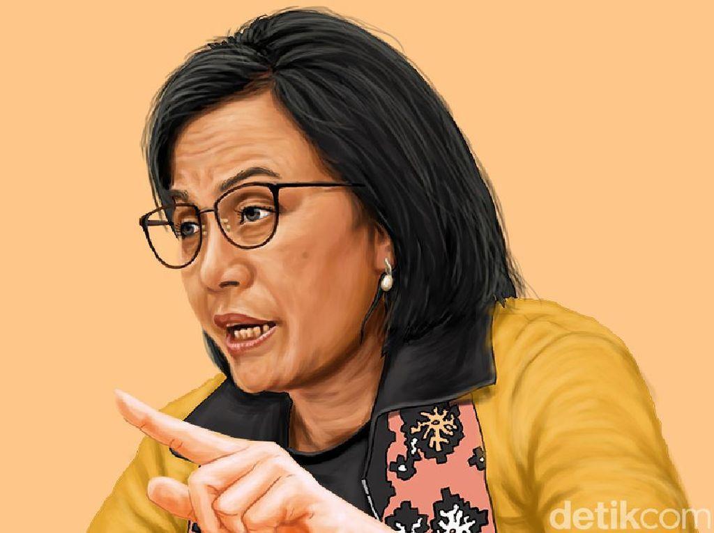 Kredit Seret, Sri Mulyani Wanti-wanti Ekonomi Makin Loyo
