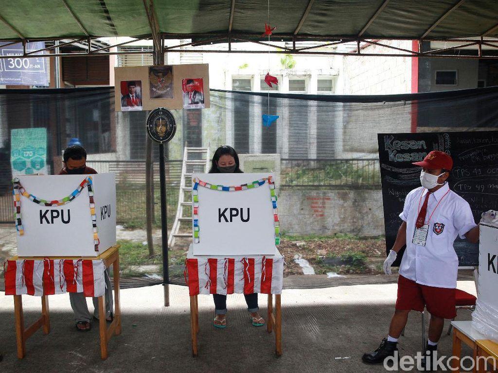 Unik, Ada TPS Rindu Sekolah di Tangsel