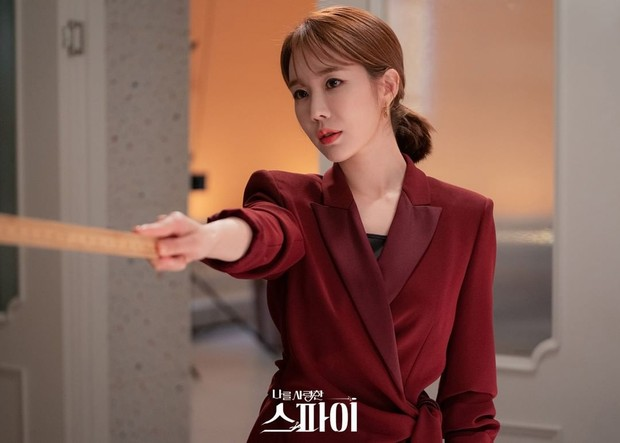 Yoo In-na/Sumber: instagram.com/mbcdrama_now
