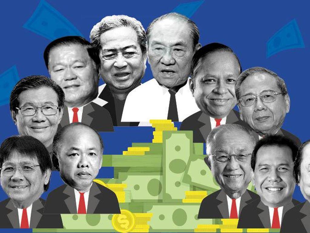 Sederet Crazy Rich Indonesia yang Kaya Raya dari Jualan Rokok