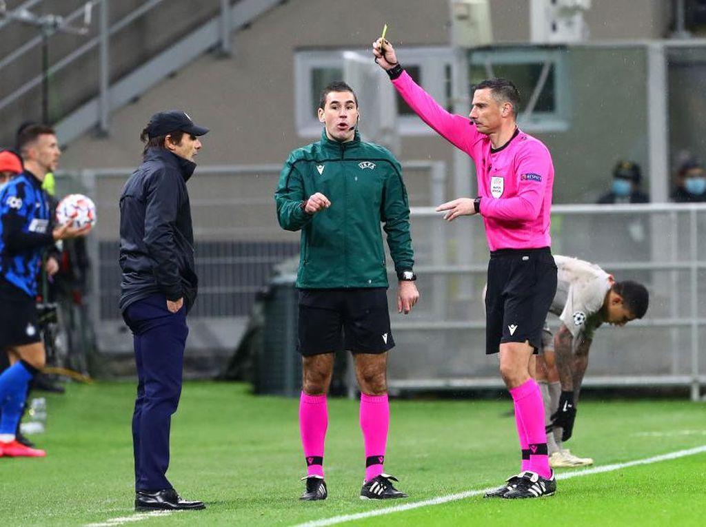 Inter Milan Tersingkir, Conte Adu Mulut sama Capello!