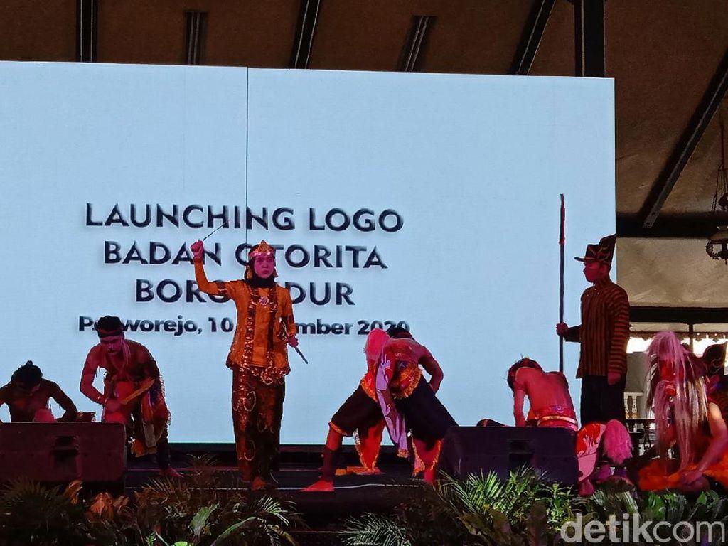 Badan Otorita Borobudur Luncurkan Logo Baru