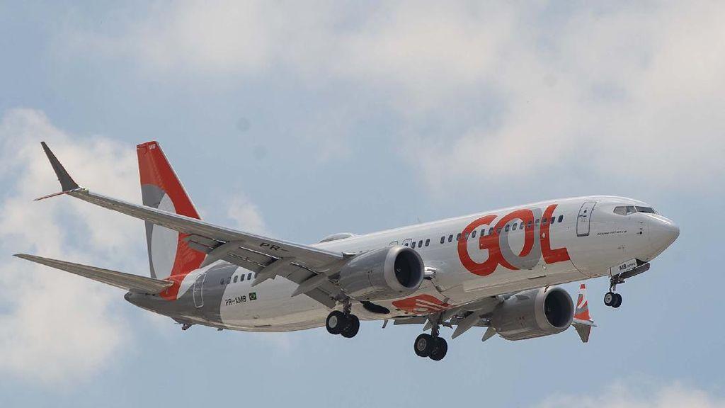 Boeing 737 Max Kembali Mengudara