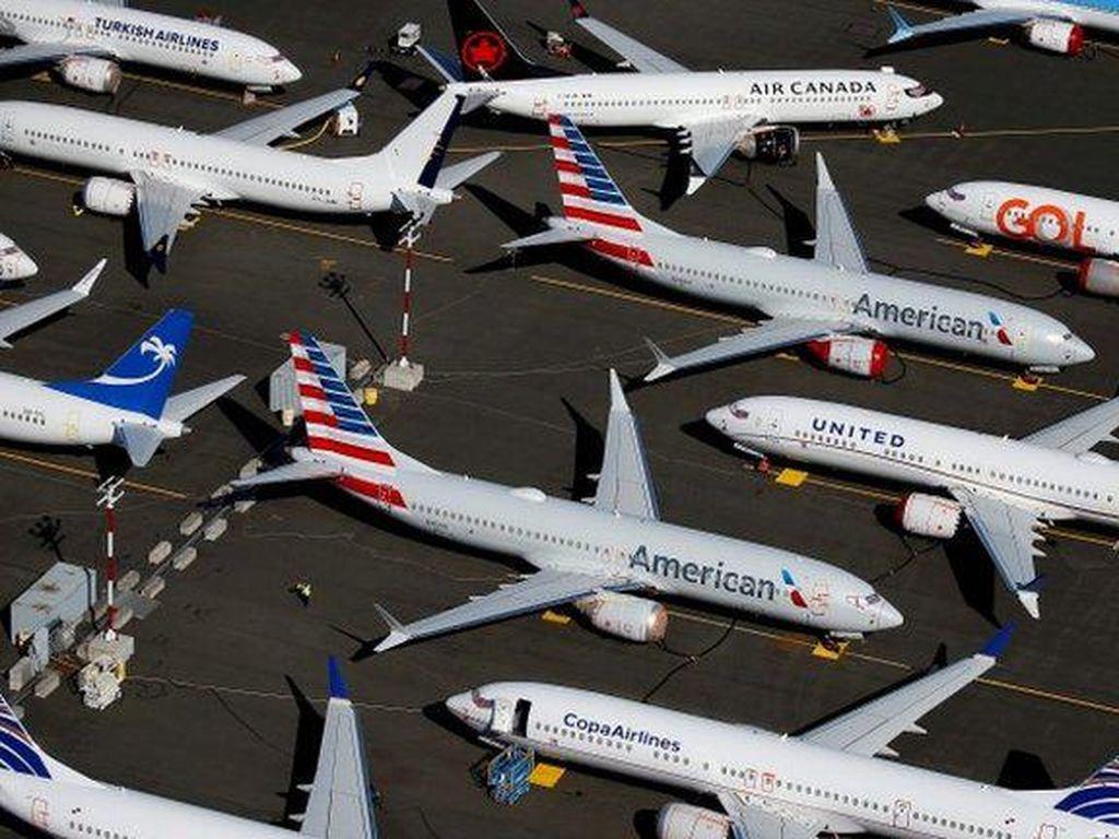 Maskapai Brasil Kembali Terbangkan Boeing 737 MAX Setelah 20 Bulan Dilarang