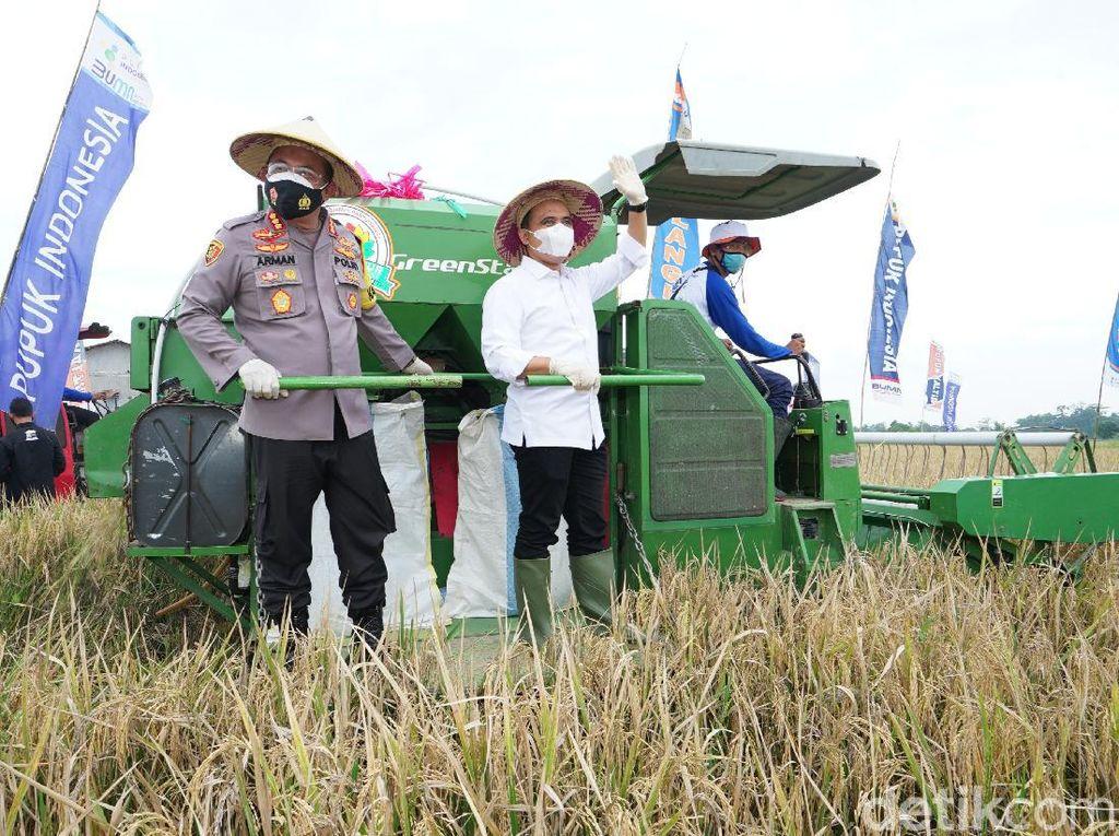 Banyuwangi Dorong Peningkatan Produktivitas Petani Melalui Agro Solution