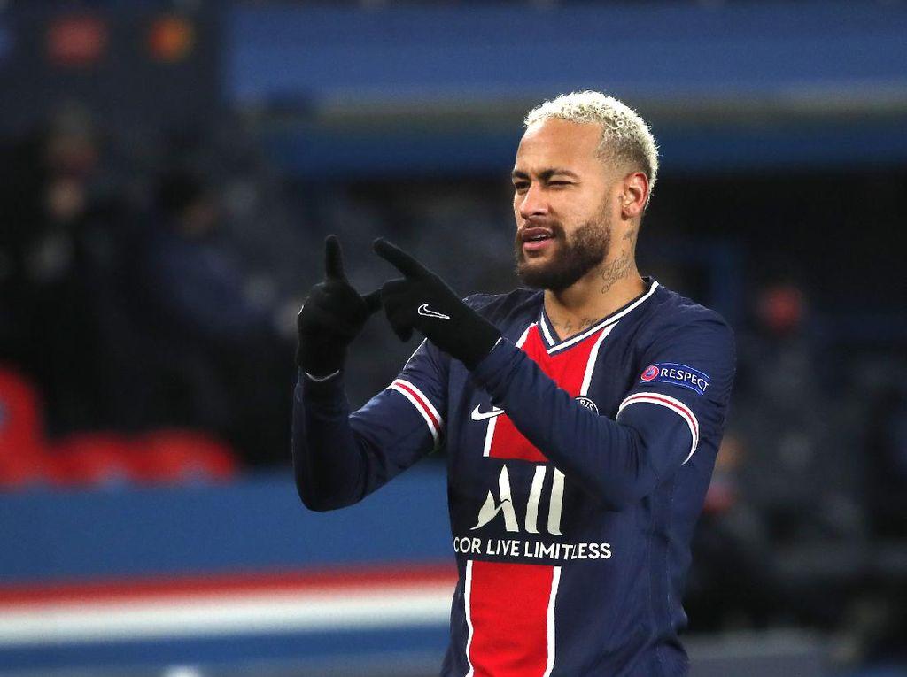 Neymar Akan Perpanjang Kontrak di PSG?