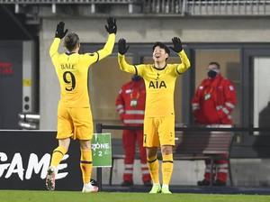 Gareth Bale Ledek Son Heung-min Karius