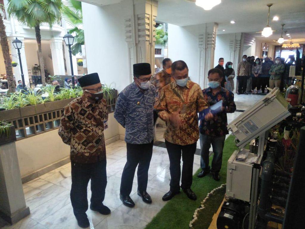 Potensi Krisis Pangan 2021, Ridwan Kamil Dorong Perbankan Bantu Petani