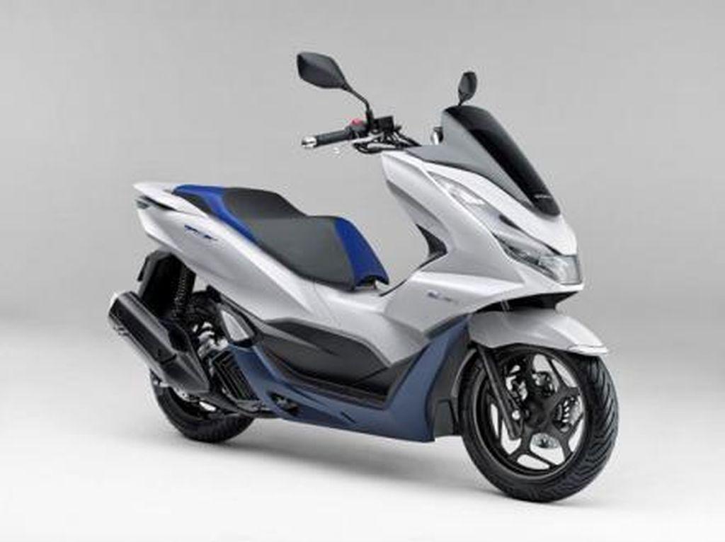 Honda PCX Hybrid Diperbarui, Namanya Jadi PCX e:HEV