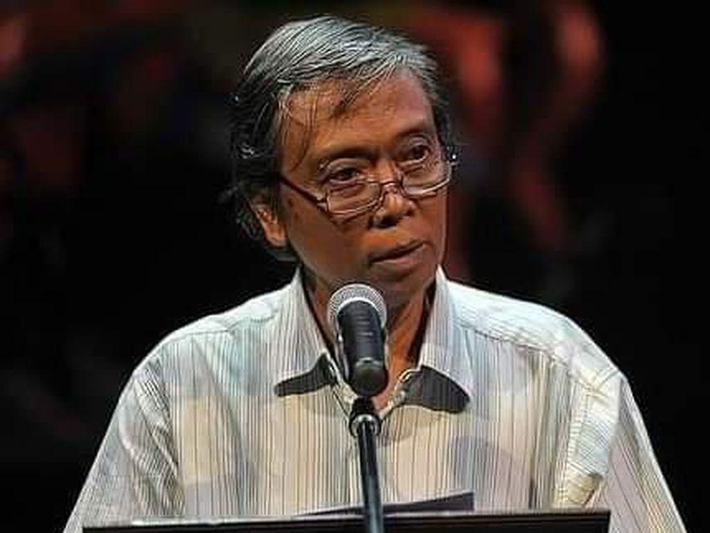 Sastrawan Iman Budhi Santosa Tutup Usia