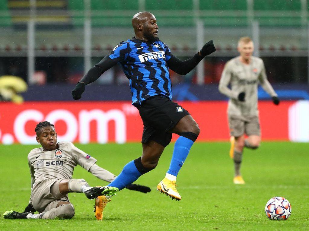 Inter Milan Vs Shakhtar Donetsk: Ditahan 0-0, Nerazzurri Gagal ke 16 Besar