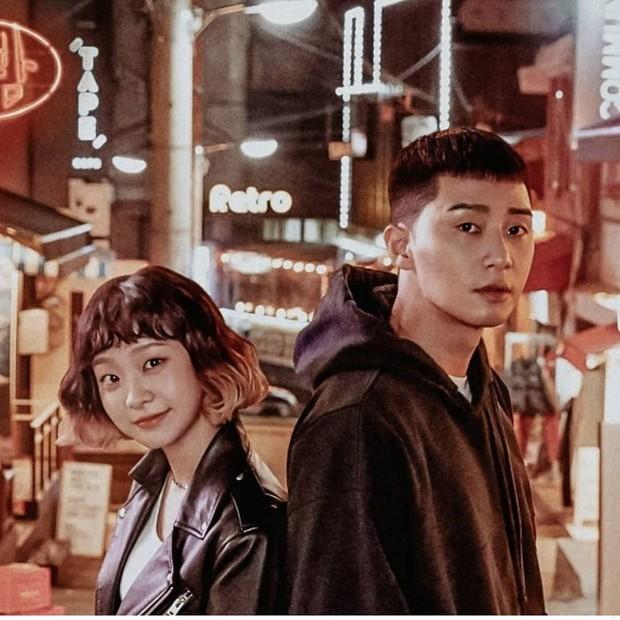 Itaewon Class/Sumber:instagram/ itaewonclass.official