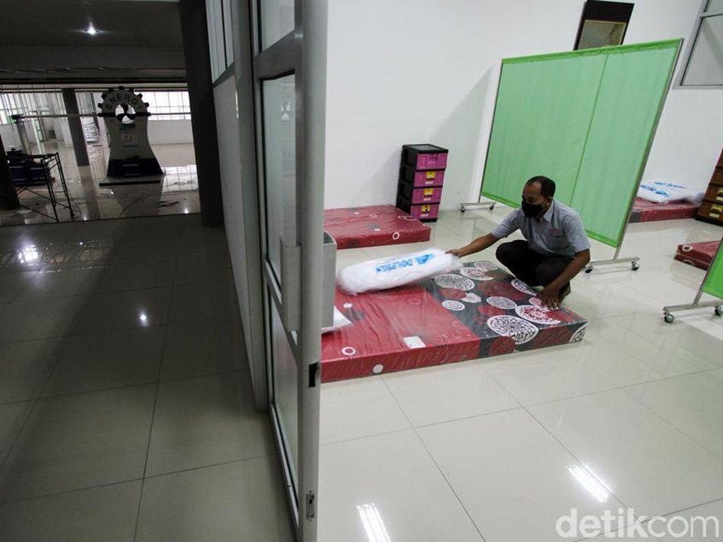 Libur Natal, Rumah Karantina di Solo Diisi Pemudik dari Jakarta-Kalimantan