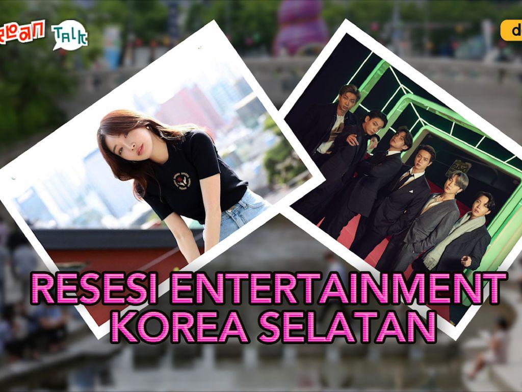 K-Talk Ep 60: Badai Corona Hantam Dunia Hiburan Korea