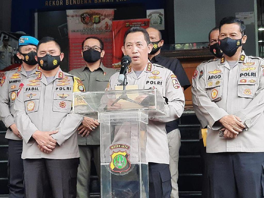 Janji Transparan Usut Kasus 6 Laskar FPI Saat Mabes Polri Turun Tangan