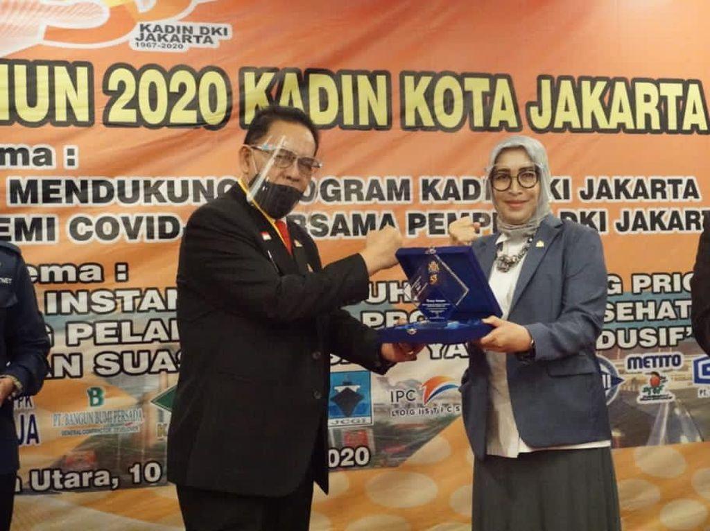 Kadin DKI Jakarta Siap Kolaborasi untuk Pemulihan Ekonomi