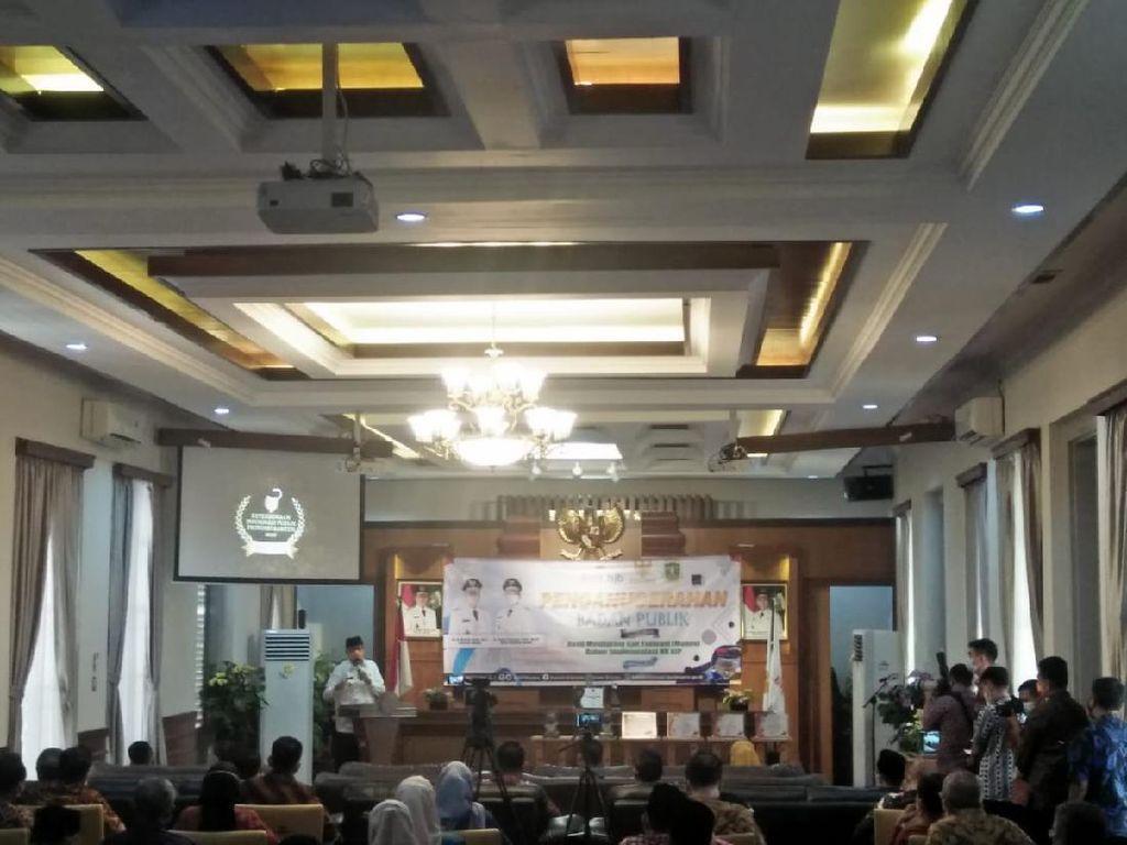 KIP Apresiasi Keterbukaan Informasi Publik Pemprov Banten