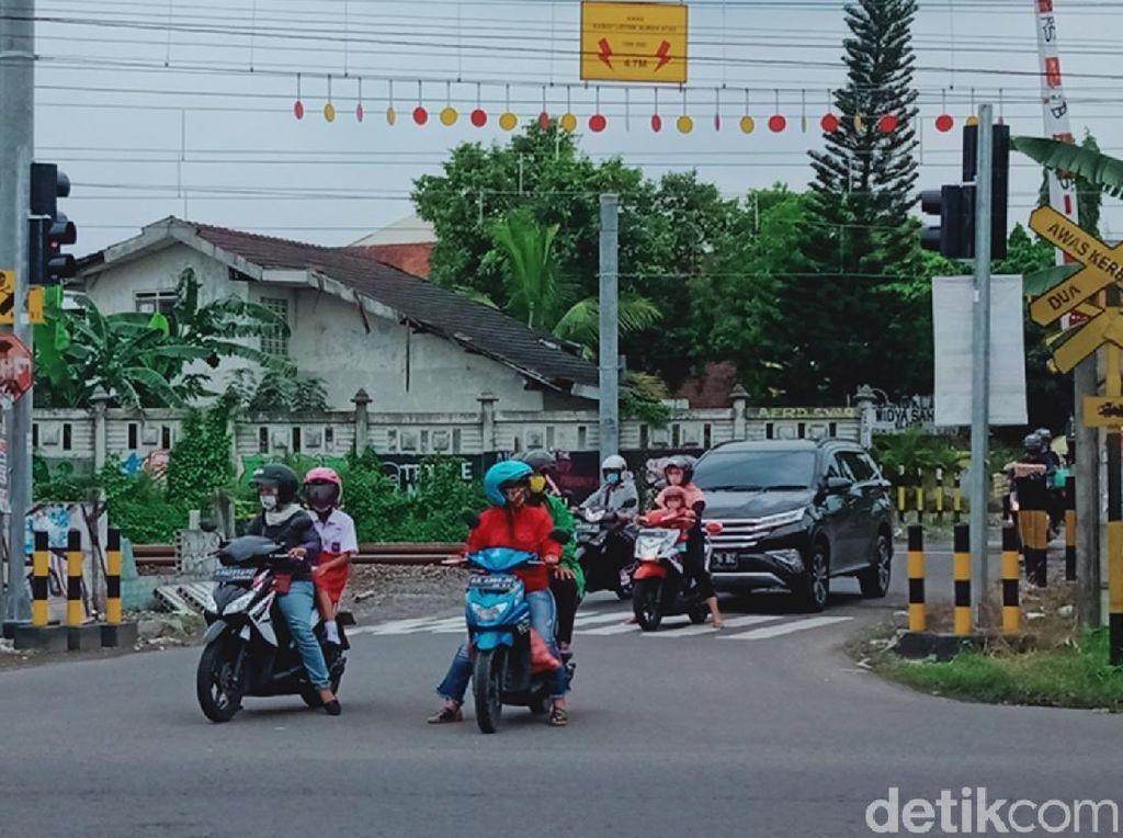 Lampu Bangjo Ngeri yang Ada di Klaten Bakal Dipindah