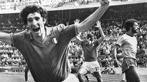 Legenda Sepakbola Italia Paolo Rossi Meninggal Dunia