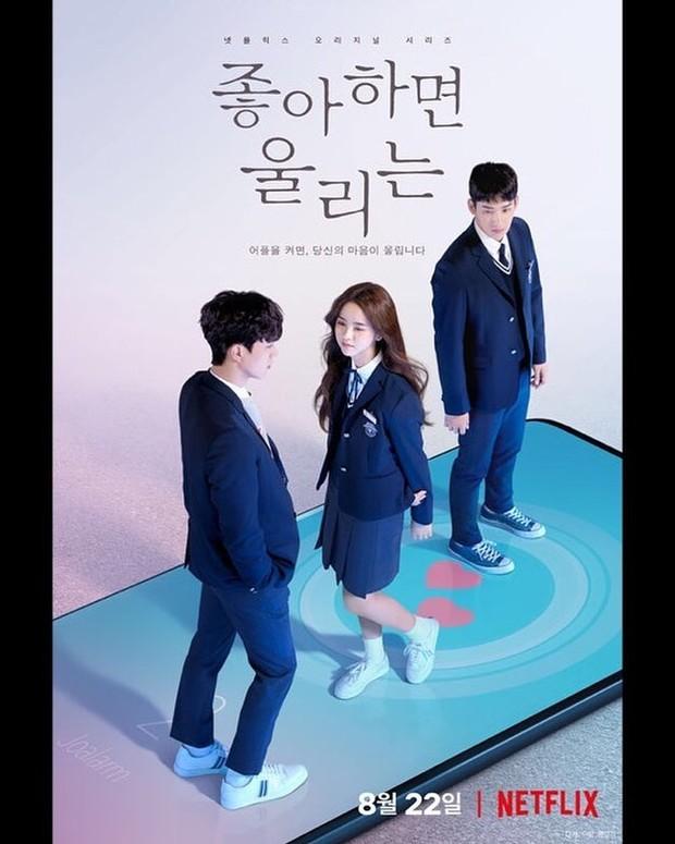Love Alarm/Sumber:instagram.com/wow_kimsohyun