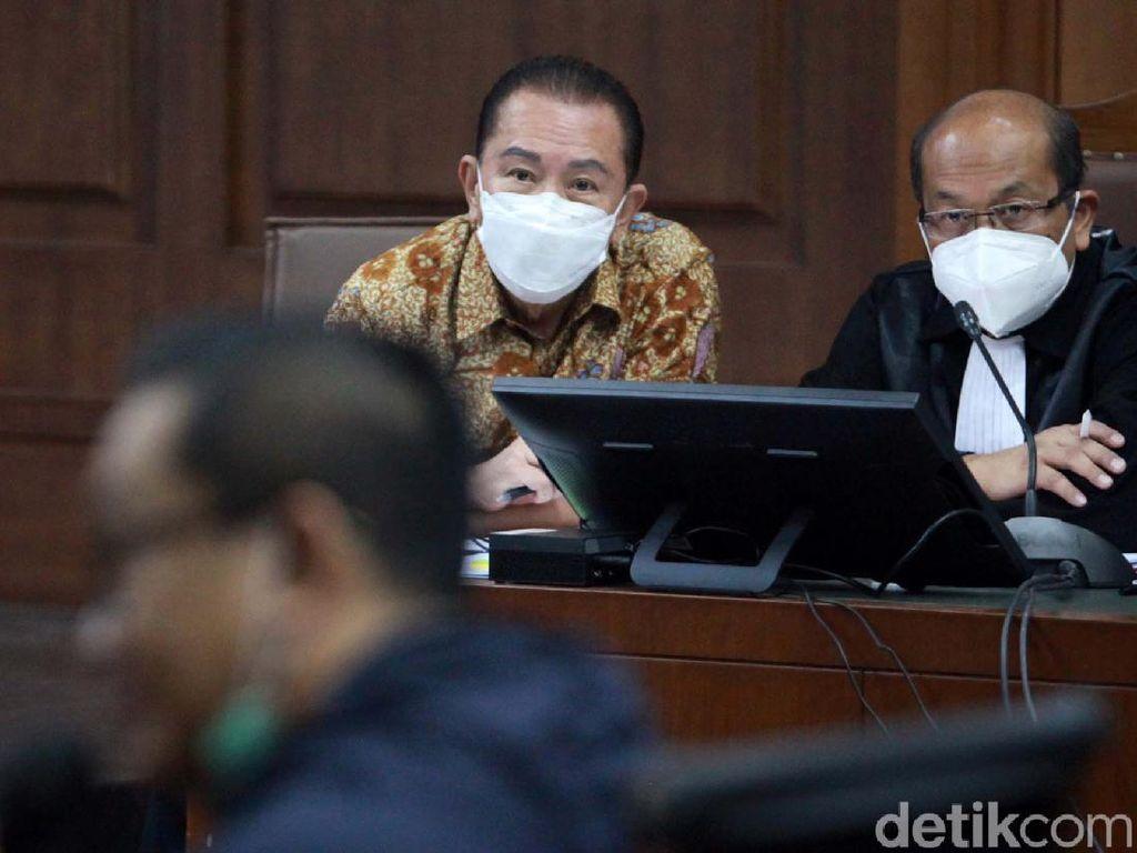 Sidang Vonis Djoko Tjandra Kasus Surat Jalan Palsu Digelar 22 Desember