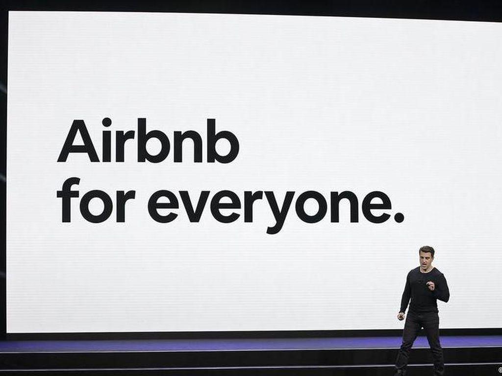 Nekat Go Public di Tengah Pandemi, Harga Saham Airbnb Langsung Melejit